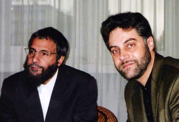 mit Cat Stevens/Yusuf 2002