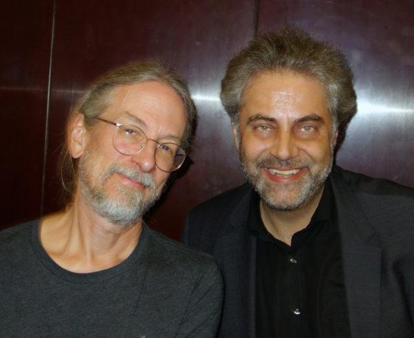Albert und Jimmy Johnson Bassist der J.T. Band