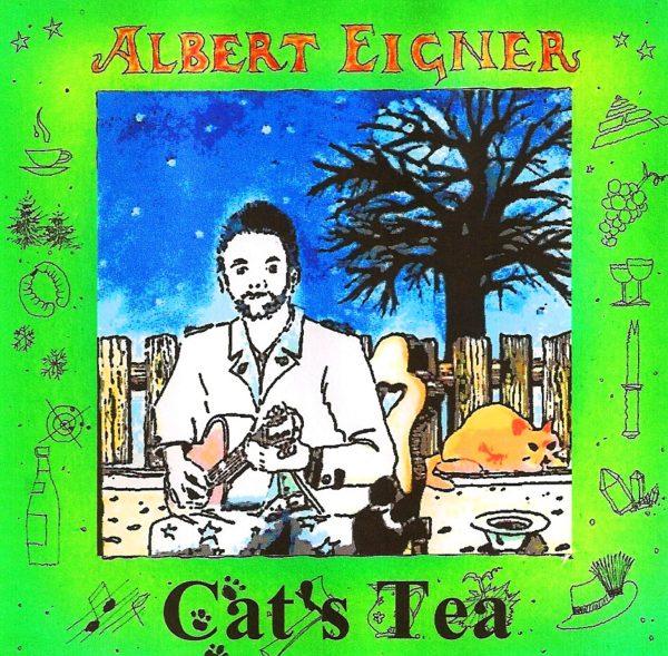 CD Cover von Albert Ecker