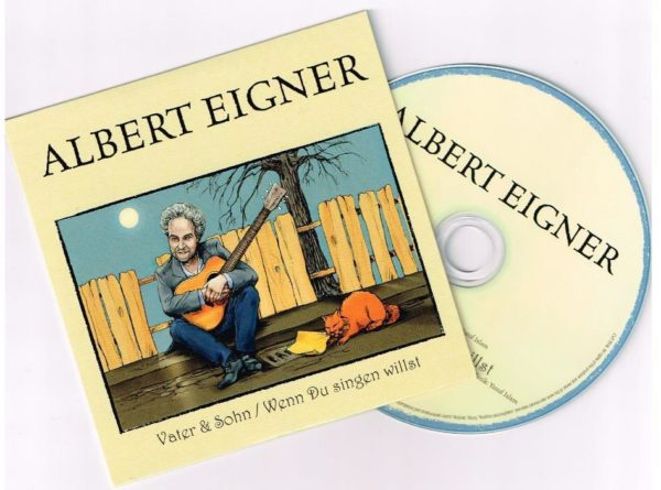 CD Vater und Sohn cover