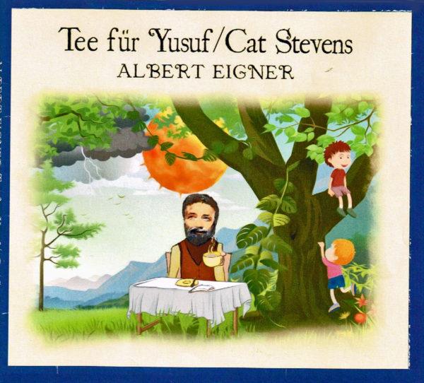 Tee für Yusuf Cat Stevens cover 1 jpg
